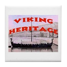 VIKING HERITAGE Tile Coaster