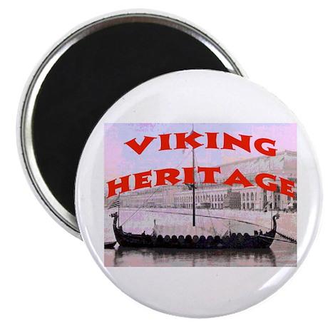 VIKING HERITAGE Magnet