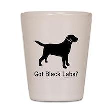 BlackGotLabs Shot Glass