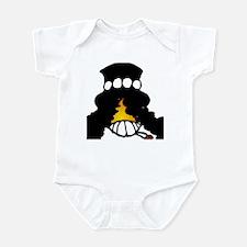 Slash Smiley Infant Bodysuit