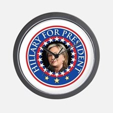 Hillary for President - Presidential Seal Wall Clo