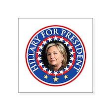 Hillary for President - Presidential Seal Sticker