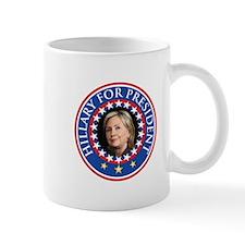 Hillary for President - Presidential Seal Mugs
