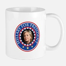 Hillary for President - Presidential Seal Mugs
