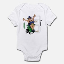Grandma Gambler Infant Bodysuit