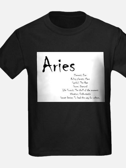 Aries Traits T
