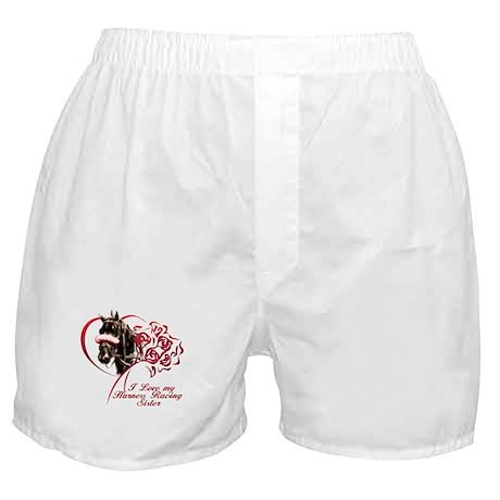 Love Harness Sister Boxer Shorts