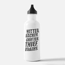 Leverage Team Jobs Water Bottle