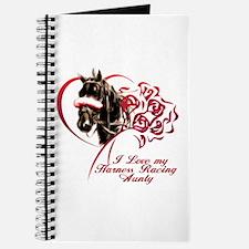 Love Harness Aunty Journal