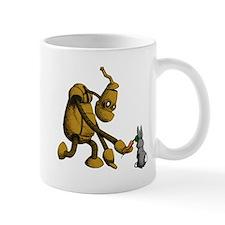 Robot & Bunny Mugs