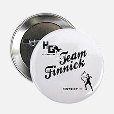 """Catching Fire Team Finnick 2.25"""" Button"""