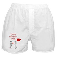 Meerkat Valentine Boxer Shorts
