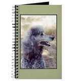 Poodle notebook Journals & Spiral Notebooks