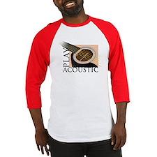 Play Acoustic Baseball Jersey