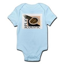 Play Acoustic Infant Bodysuit