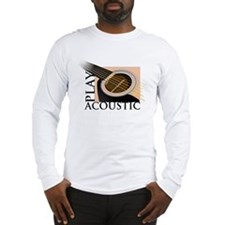 Play Acoustic Long Sleeve T-Shirt