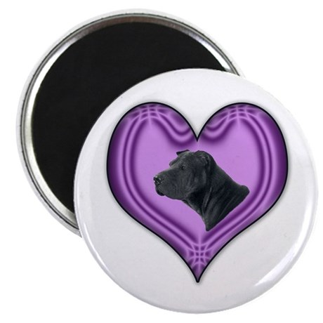 Shar Pei Heart Magnet