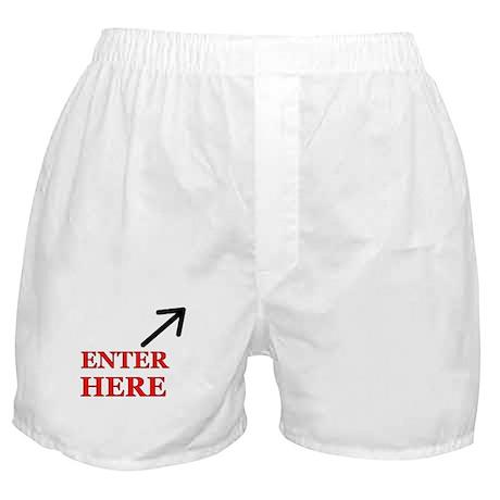 Enter here Boxer Shorts