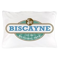 Biscayne National Park Pillow Case