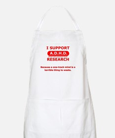 Support ADHD Research BBQ Apron