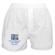 We Think We Can... Boxer Shorts