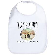 MICHIGAN TIP UP TOWN Bib