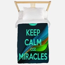 Miracles Twin Duvet