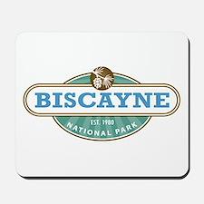 Biscayne National Park Mousepad
