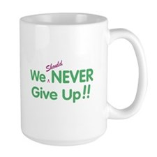 We Think We Can... Mug