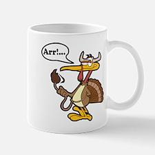 Thanksgiving Turkey Mugs