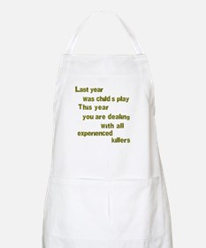 Experienced Killers Apron