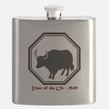 Year of the Ox - 1949 Flask