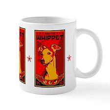 Obey the Whippet! coffee Coffee Mug