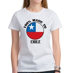 Made In Chile Women's T-Shirt