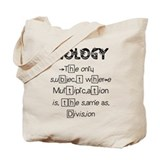 Biology Canvas Totes