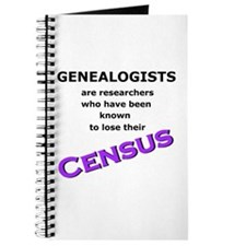 Genealogy Losing Census (Purple) Journal