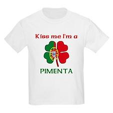 Pimenta Family Kids T-Shirt
