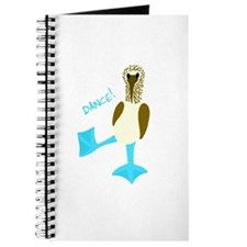 Blue-footed Booby Dance! Journal