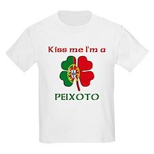 Peixoto Family Kids T-Shirt