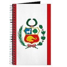Peru's flag Journal