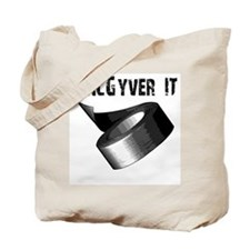 MacGyver It. Duct tape  Tote Bag