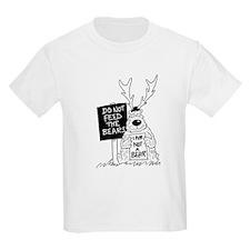 Don't Feed the Bears Kids T-Shirt