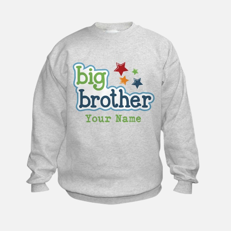 Personalized Big Brother Sweatshirt