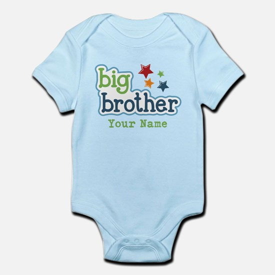 Personalized Big Brother Infant Bodysuit