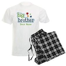 Personalized Big Brother Pajamas