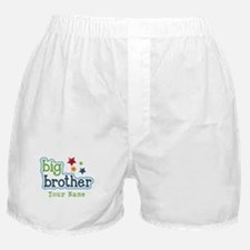 Personalized Big Brother Boxer Shorts