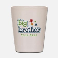 Personalized Big Brother Shot Glass