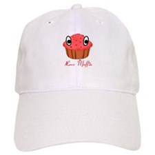 Valentine's Day Love Muffin Baseball Cap