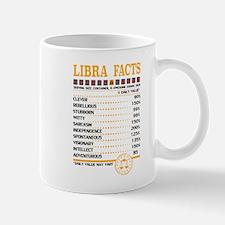 Libra Facts Zodiac Mugs