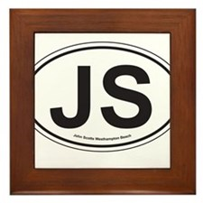 John Scotts Framed Tile